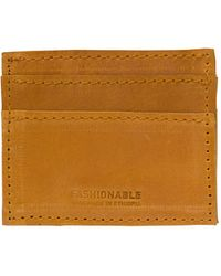 Alternative Apparel - Fashionable Card Case Wallet - Lyst