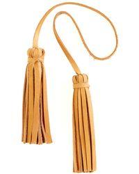 Alternative Apparel - Fashionable Tote Tassel Add-on - Lyst