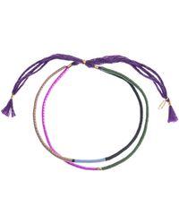 Alternative Apparel - Shashi Carlita Bracelet - Lyst
