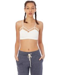 Alternative Apparel - Nytt Ainsley Bralette - Lyst