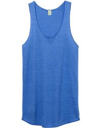 Alternative Apparel - Meegs Racerback Eco-jersey Tank Top - Lyst