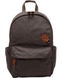 Alternative Apparel - Basic Cotton Computer Backpack - Lyst