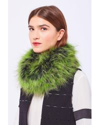 Amanda Wakeley - Ida Bonsai Raccoon Snood - Lyst