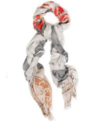 Amanda Wakeley - Cancer Zodiac Scarf - Lyst