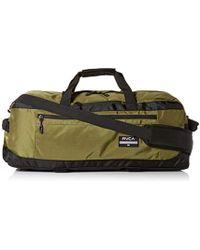 2554c2b984 Lyst - Vans Grind Skate Water Resistant Duffel Bag for Men