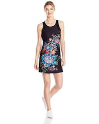 Nanette Lepore - Play Tapestry Printed Dress, - Lyst