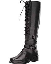 Stuart Weitzman - Policelady Knee High Boot - Lyst