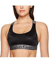 Calvin Klein - Customized Stretch Lightly Lined Bralette - Lyst