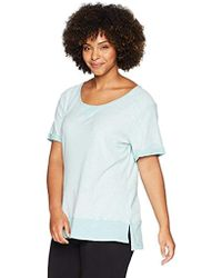 Columbia - Plus Size Easygoing Lite Tee - Lyst