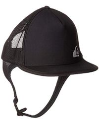 online store f9032 4725c Quiksilver - Trim Shader Sun Protection Hat - Lyst