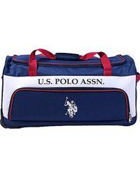 fb762f49581c U.S. POLO ASSN. - 27in Rolling Duffel Bag Duffel Bag - Lyst