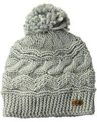 Lyst - Columbia Winter Blur Beanie f04aeb96339a