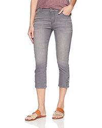 Lee Jeans - Modern Series Midrise Fit Jayla Capri Jean - Lyst