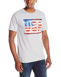 53fffbd36 Lyst - Hanes Graphic T-shirt - Americana Collection in Natural for Men