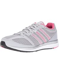 13c68f605 Lyst - adidas Edge Bounce Lightweight Running Shoe in Gray
