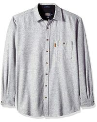 Pendleton - Size Long Sleeve Button Front Tall Trail Shirt - Lyst