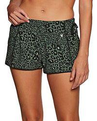 Hurley - Phantom Leopard Waverider Board Shorts - Lyst