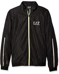 Emporio Armani - Ea7 Training Performance And Stylite Ventus7 Top Perf. Jacket, - Lyst