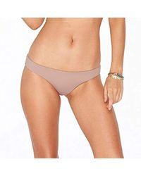 L*Space - Sandy Classic Bikini Bottom - Lyst
