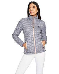 Reebok - Glacier Shield Jacket, - Lyst