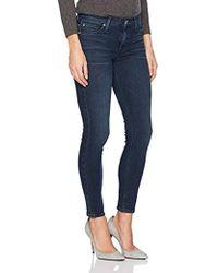 Hudson Jeans - Nico Midrise Super Skinny Ankle - Lyst
