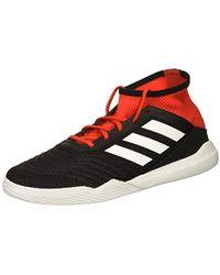 0779a75726d adidas Predator Tango 18.3 Indoor Soccer Shoe in Red for Men - Lyst