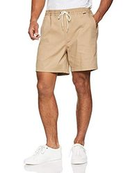 """Hurley - One And Only Stretch Volley Walk Short 17"""" - Lyst"""