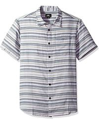 O'neill Sportswear - Currington Short Sleeve - Lyst