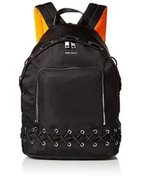 DIESEL - Superpass Back Backpack - Lyst