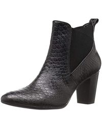 Johnston & Murphy - Amber Ankle Bootie - Lyst