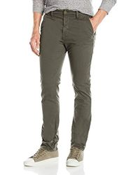 60d531f2 Nudie Jeans Grim Tim | Cord Lawn in Green for Men - Lyst