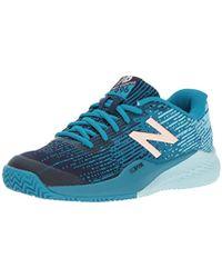 New Balance - Clay Court 996 V3 Tennis Shoe, Deep Ozone Blue, 6 D Us - Lyst