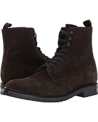 42d92b1b622 Lyst - Steve Madden Officer Combat Boot in Black for Men