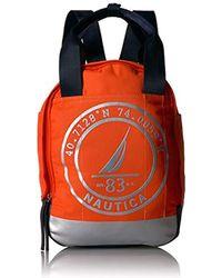 4bcf08679 Nautica - Marine League Backpack - Lyst