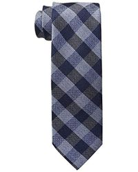 Tommy Hilfiger - Short-sleeve Checked Tie - Lyst