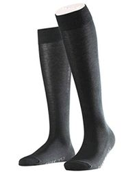 Falke - Family Cotton Knee High Socks - Lyst