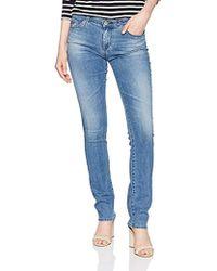 AG Jeans - Denim Harper Essential Straight Leg - Lyst