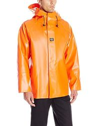 Helly Hansen - Workwear Nusfjord Fishing Jacket With Cuff - Lyst