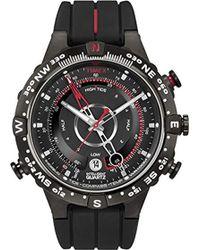 Timex - Intelligent Quartz Tide Temp Compass Watch - Lyst