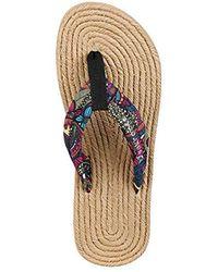 The Sak - Elba Flip Flop, - Lyst
