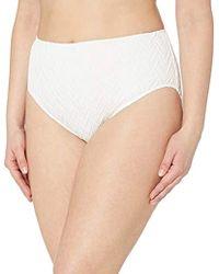 Gottex Textured High Waist Swimsuit Bottom