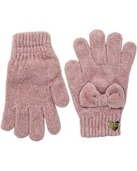 Betsey Johnson - Bownanza Glove - Lyst