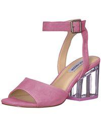 96761d76d29 Lyst - Steve Madden Debbie Ankle Strap Sandal