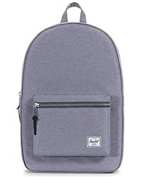 913ed7b2bf36 Lyst - Herschel Supply Co. Settlement 23l Backpack in Black for Men