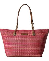 Calvin Klein - 2 Dx Novelty Tote Shoulder Bag - Lyst