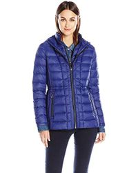 London Fog - Packable Down W/removable Hood - Lyst