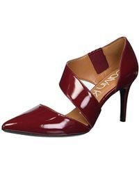 Calvin Klein - Gella Patent Leather D'orsay Pumps - Lyst
