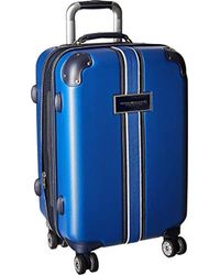 """Tommy Hilfiger - Classic Hardside 21"""" Expandable Hardside Spinner Carry-on Luggage - Lyst"""