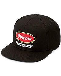 Volcom - Cresticle Hat - Lyst