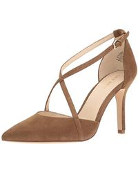 d1eaea31190 Lyst - Jimmy Choo Moira Suede   Patent Leather Tie-back Sandals in Gray